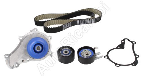 Timing Belt Kit Fiat Scudo 2007- 1,6 JTD/HDi 16V- with water pump