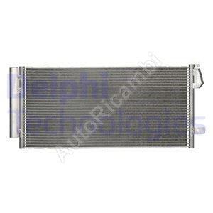 Cooler air conditioning Fiat Doblo 2010> - capacitor