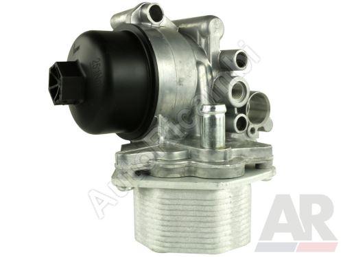 Chladič oleja Citroen Jumper 14> s filtrom 2.2 HDI