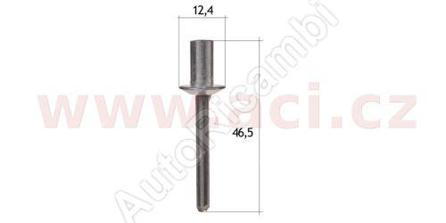 hliníkový nýtek (5ks)