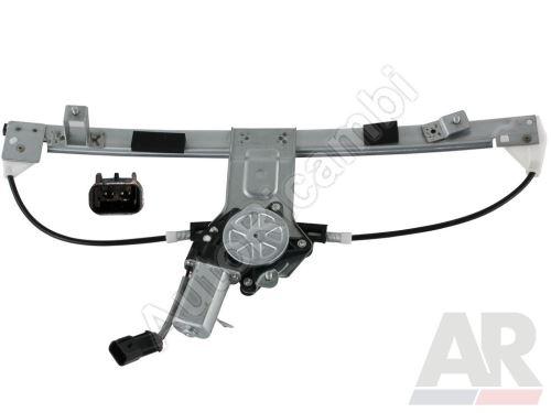 Mechanizmus sťahovania okna Fiat Ducato 2014 ľavý el. (2-pin)