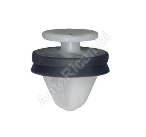 Plastic clip Fiat Ducato