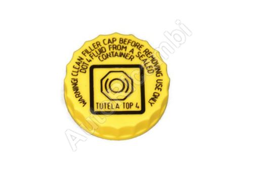 Zátka nádržky brzdovej kvapaliny Fiat Ducato 230/244/250/2014>