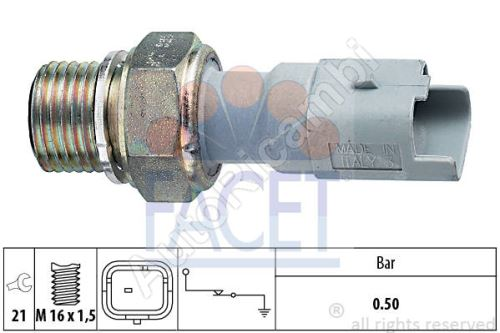Oil pressure switch Fiat Scudo