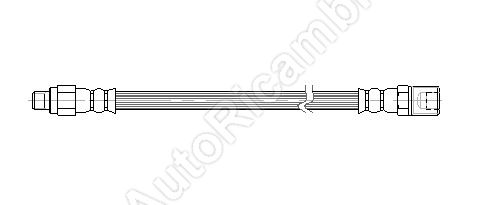 Brzdová hadica Iveco TurboDaily 59-12