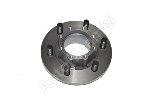 Wheel hub Iveco Daily 35/50C, rear