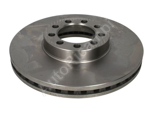 Brake disc Iveco Daily 2006 65C, front