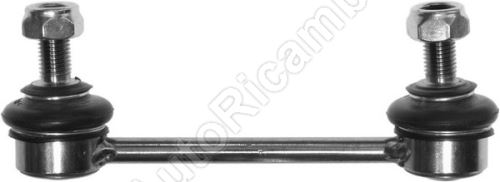 Rear stabilizer bar Fiat Doblo 2000 dl 132mm