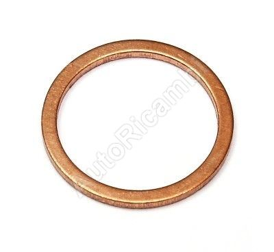 Turbocharger lubrication pipe seal Fiat Ducato 2002-