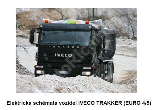Elektrické schémy Iveco Trakker E4/5 (PDF)