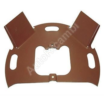 Brake disc cover Iveco Daily 2000 35C, front L = R