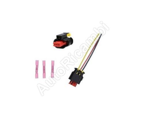Konektor zapaľovacej cievky Fiat Doblo 2000> 1,4/1,6i 16V