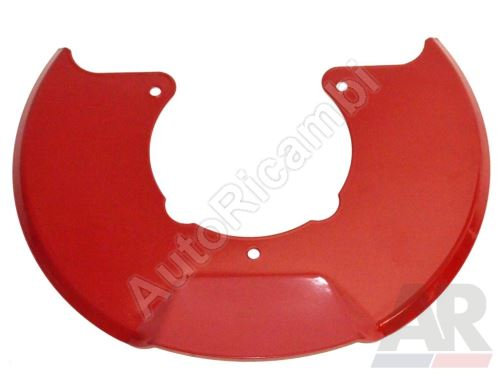 Brake disc cover Iveco Daily 2000 65C, rear