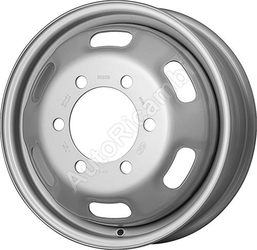 Disc wheel Iveco Daily 35C, 50C 5Jx16, ET 115, 6x170mm