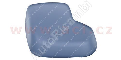 Kryt zrkadla Fiat Fiorino 2007> pravý - pre lak