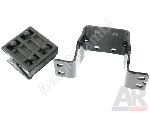 Transverse leaf spring stopper Iveco Daily 2014> in the axle upper