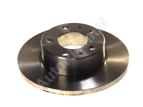 Brake disc Iveco Daily 2000 35S rear with ABS