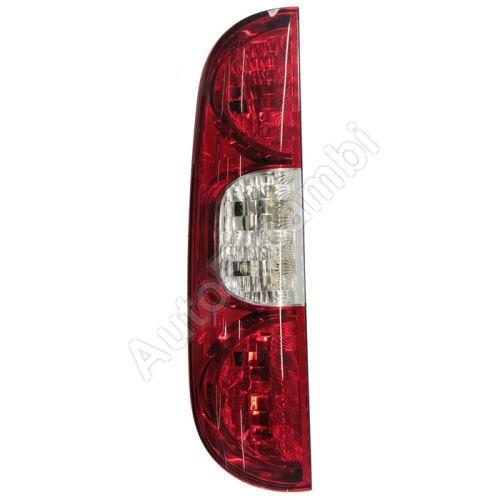 Zadné svetlo Fiat Doblo 2005-10 ľavé - bez lišty