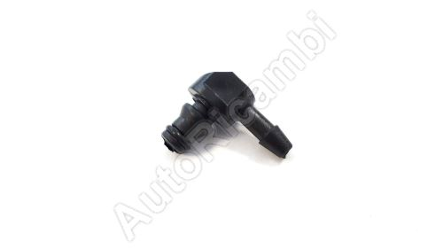 Iveco Daily, Fiat Ducato L-shaped injector tip