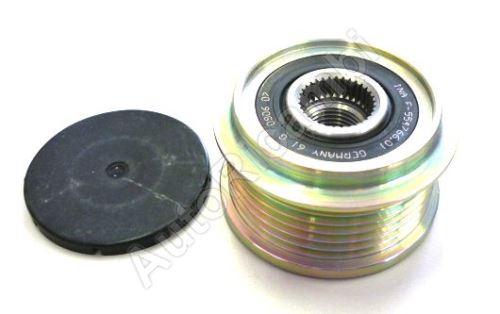 Alternator freewheel (Pulley) Fiat Ducato 250 2006> 2.2 JTD 6PK 64mm