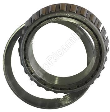 Wheel bearing Iveco EuroCargo 75/80/100E, rear, + differential