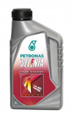 Motorový olej Selénia K Pure Energy 5W40, 1L