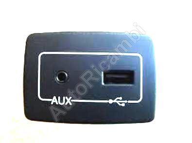 USB socket Fiat Ducato 2014>