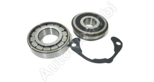 Gearbox bearing Fiat Ducato 250 2,3, 6-speed, PG Boxer - set