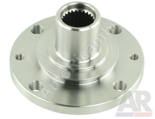 Wheel hub Fiat Doblo 1,3 MTJ, 1,9 JTD, front