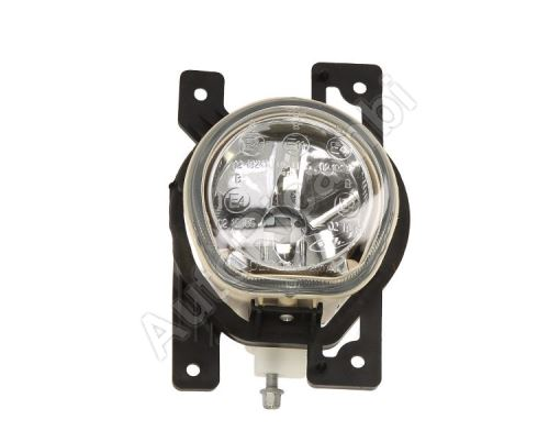 Fog lamp Fiat Doblo 2010-2016 front, right