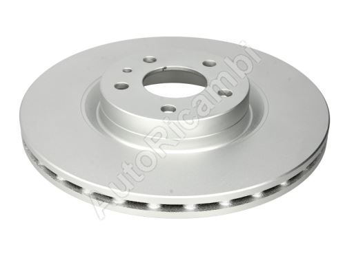 Brake disc Fiat Doblo 2009> 1,6MTJ front. d=284, hr.22