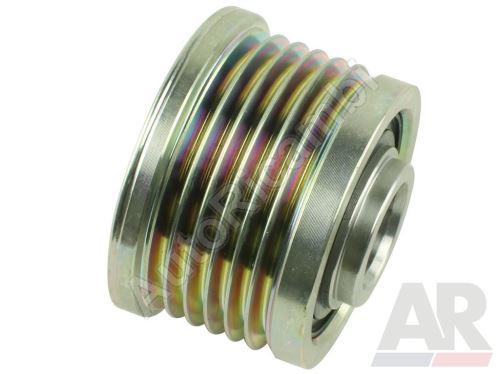 Alternator pulley Renault Master 1998 - 2010 1,9 / 2,2 / 2,5 dCi