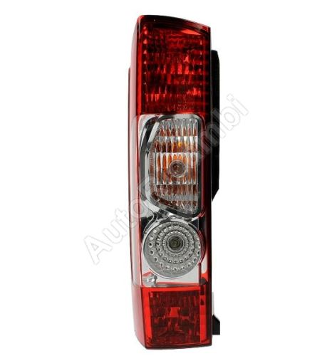 Rear lamp Fiat Ducato 250 06-14 left complete with fog light and trim