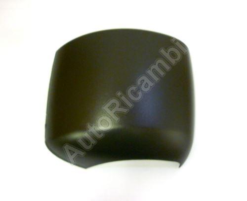 Mirror plastic cover Iveco Trakker, left, upper
