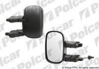 Zrkadlo Doblo 2000-09 ľavé manuálne ovl. čierne