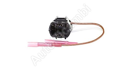 Lamp socket H7 with cable