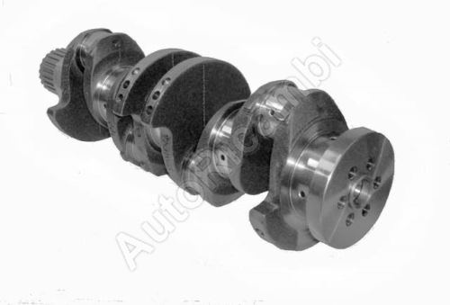 Crankshaft Fiat Ducato engine 2,8 JTD, TD
