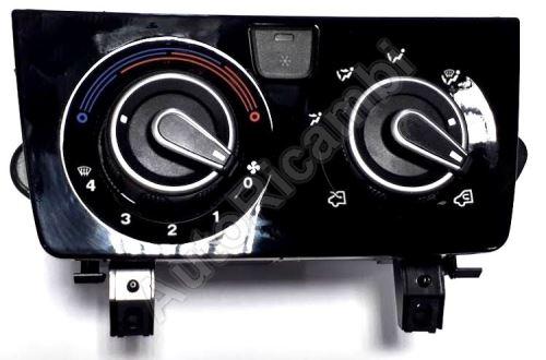 Ovládač kúrenia Fiat Ducato 2014> s klimatizáciou