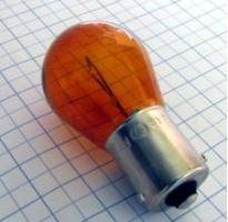 Bulb 12V 21W PY21W directional orange