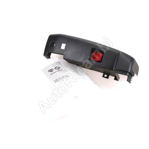 Bumper corner Fiat Ducato 250 2014> right 180 °