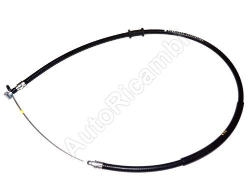 Hand brake cable Fiat Ducato 250 Q17H VAN rear