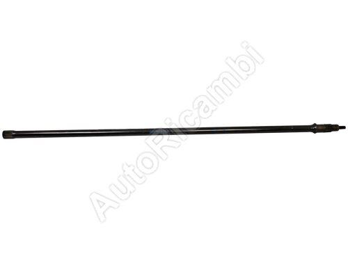 Torzná tyč Iveco Daily od 2000 35C/50C ľavá, 1300/29mm