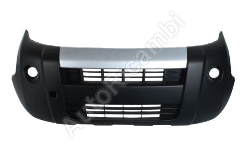 Bumper Fiat Fiorino 2007-2016 front, for fog lights - VAN