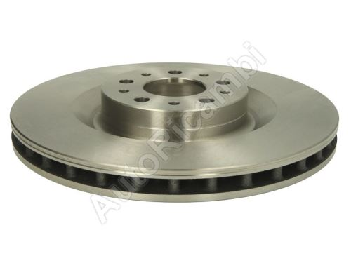 Brake disc Fiat Doblo 2010 front - 305 mm