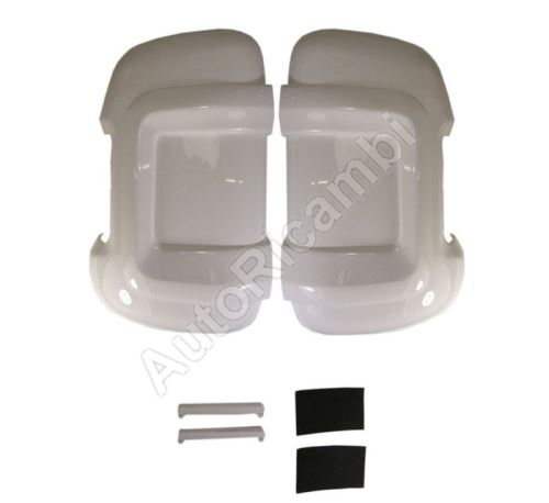 Mirror cover set Fiat Ducato 250 - short arm