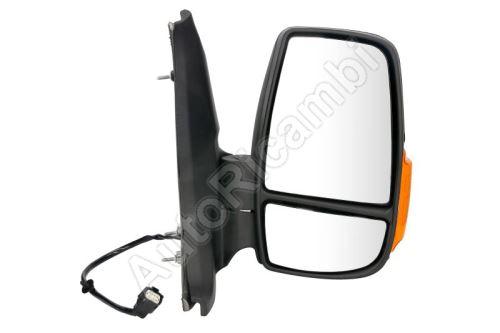 Spätné zrkadlo Ford Transit od 2013 pravé dlhé, elektrické, vyhrievané, 6-PIN, 16W
