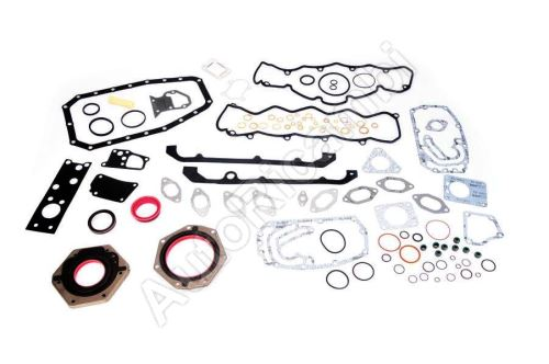 Set of engine gaskets Iveco 2,8 with seals and head gasket (thickness.1,2mm)