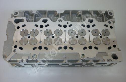 Hlava valcov Iveco Daily, Fiat Ducato 2.3 Euro 3/4- s ventilmi