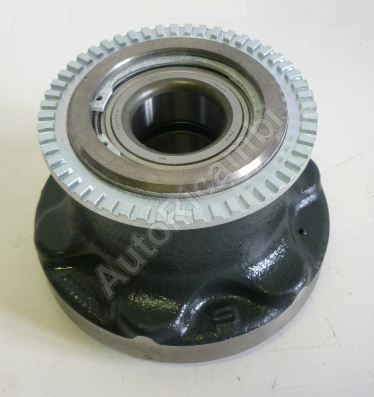 Wheel hub Iveco Daily 2006 35S front, complete with bearing