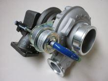 Turbocharger Iveco Eurocargo Tector 75E17